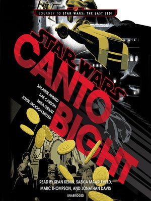 cover image of Canto Bight (Star Wars)